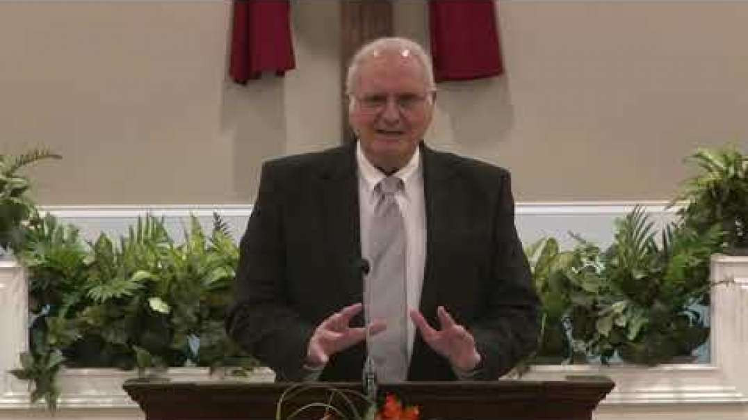 Character (Pastor Charles Lawson) Wednesday (Night) Preaching: Oct 21 2020