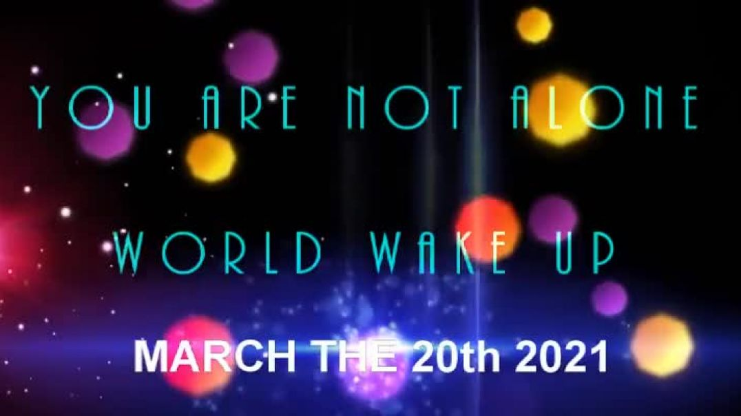 world wake up 2021