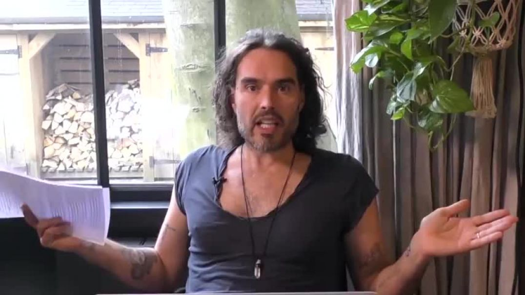 Great Reset The Leaders Colluding To Make Us Powerless | Russell Brand