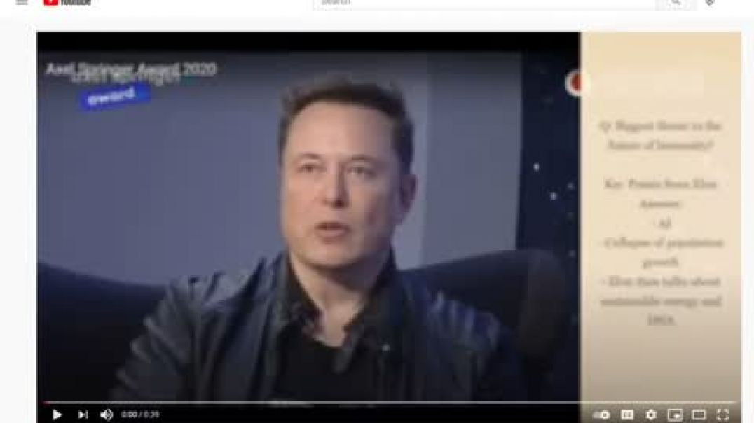 Elon musk spills the beans on the vax -mind controll - darpa -hard news tv
