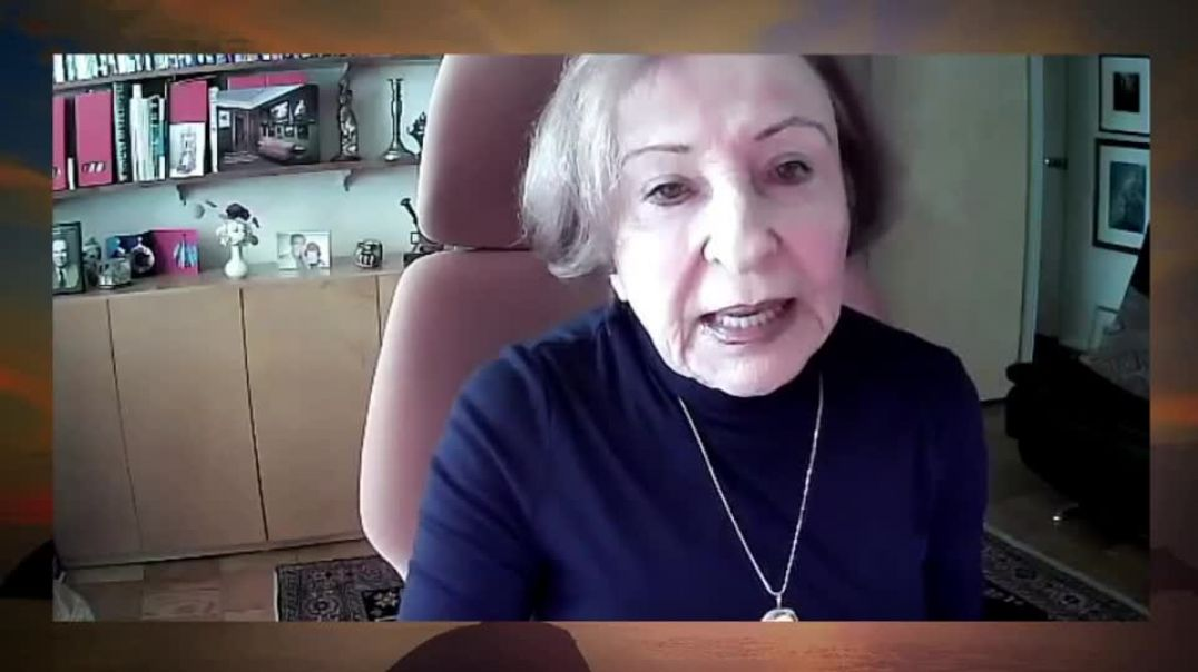 Holocaust survivor Vera Sharav on the similarities between now and then