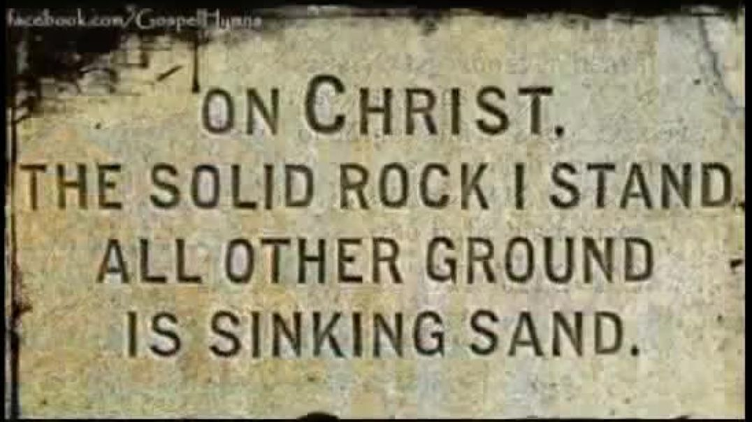 Christ is the Rock