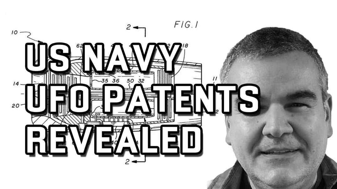 """US Navy's CRAZY """"UFO Patents"""" Include """"Reality Engineering"""" Device"""