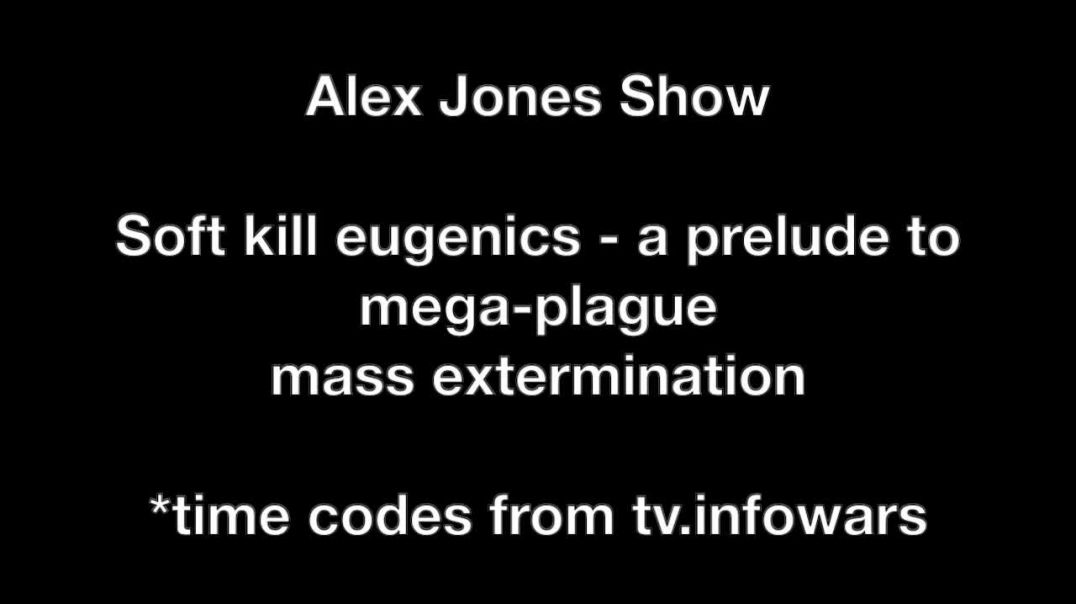 mass death murder warning over the YEARS from infowars