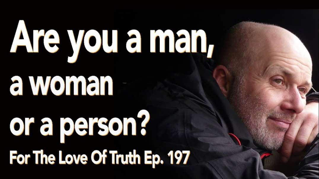 Are you a Man, a Woman, or a Person?