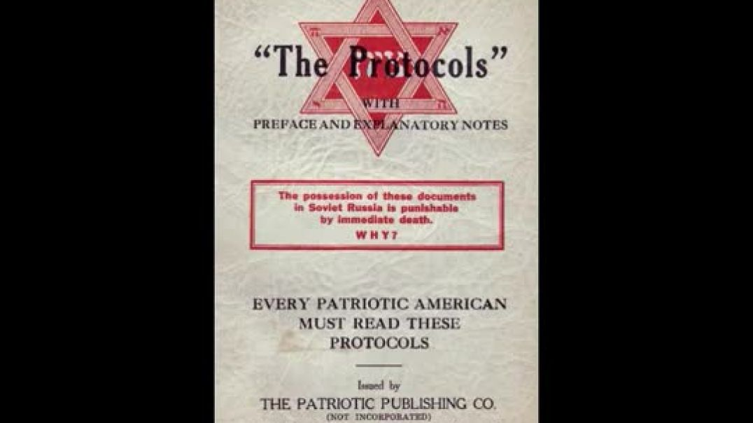 The Protocols Of Zion full audiobook Part 2/3