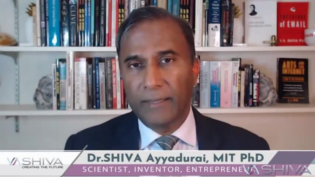 ⁣Dr. Shiva Ayyadurai | IFN Beyond Antibodies Part I