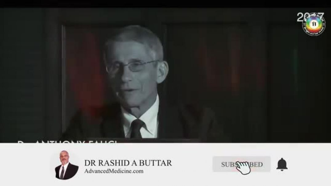 Dr Rashid Buttar The SHOCKING REVELATION the Media won't talk about SHARE before they Censor this!