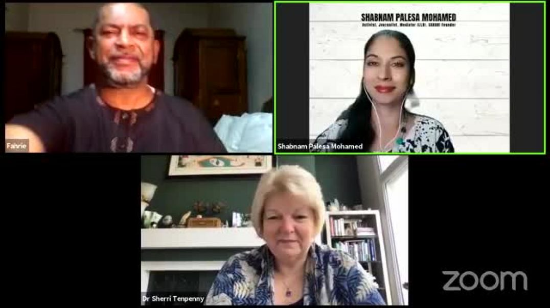 Dr Sherry Tenpenny South Africa Interview
