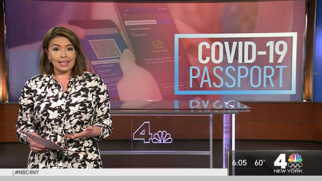 New York's Excelsior COVID Pass Is Now Online ... NWO rules rollout with shouts of joy!