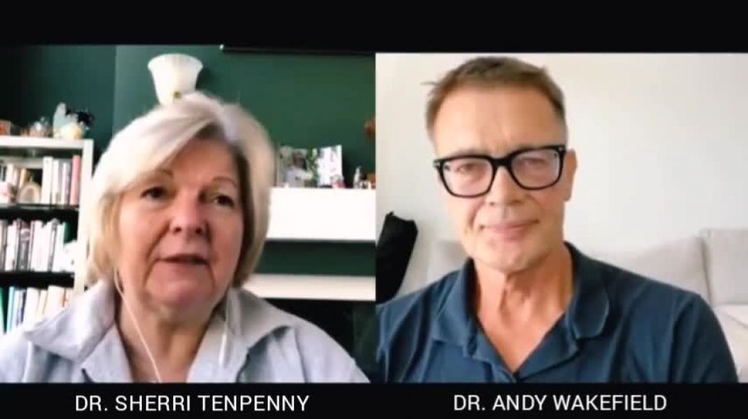 THERE IS NO DETOXING IT -  DR. SHERRI TENPENNY & DR. ANDY WAKEFIELD