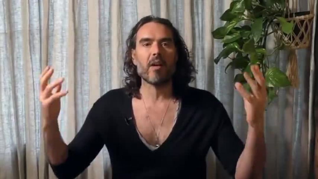 Russell Brand | Vaccine Passports - THIS Is Where It Leads!