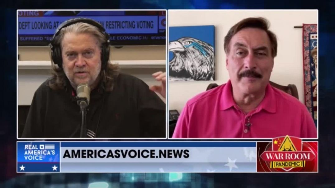 Mike Lindell Releasing Second Documentary Proving China Involvement in the 2020 Election