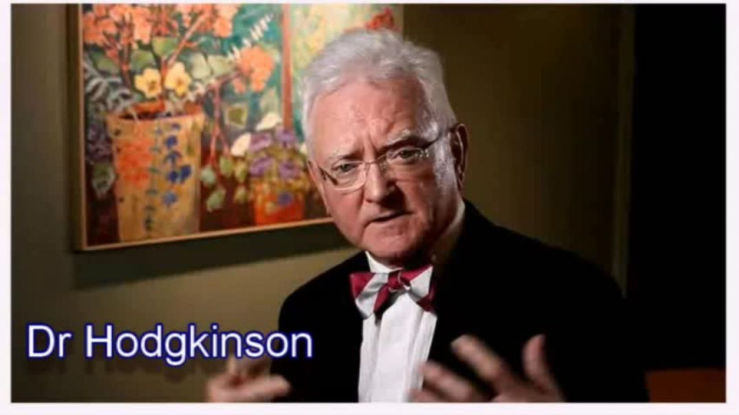 Wise man speaks Dr hodgkinson