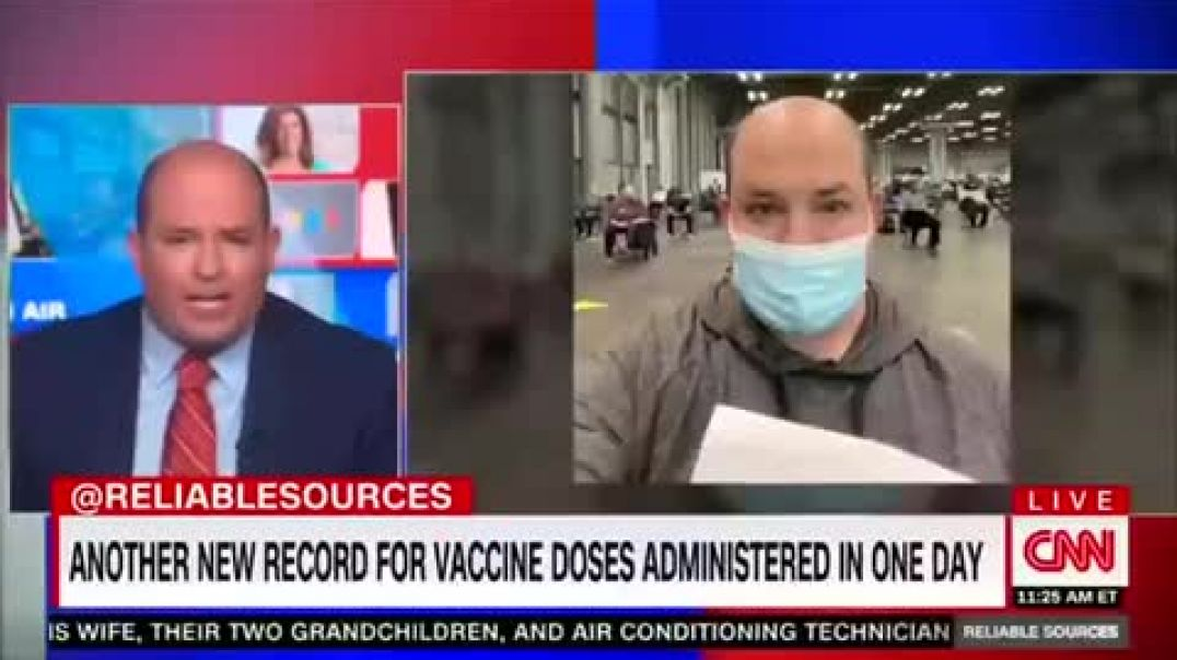 CNN calls out for more SELFIES of vaccinations, was this before colleagues death ?