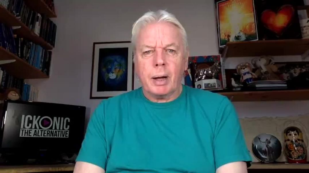 Messages From The Underground – David Icke Talks To Paul Seils