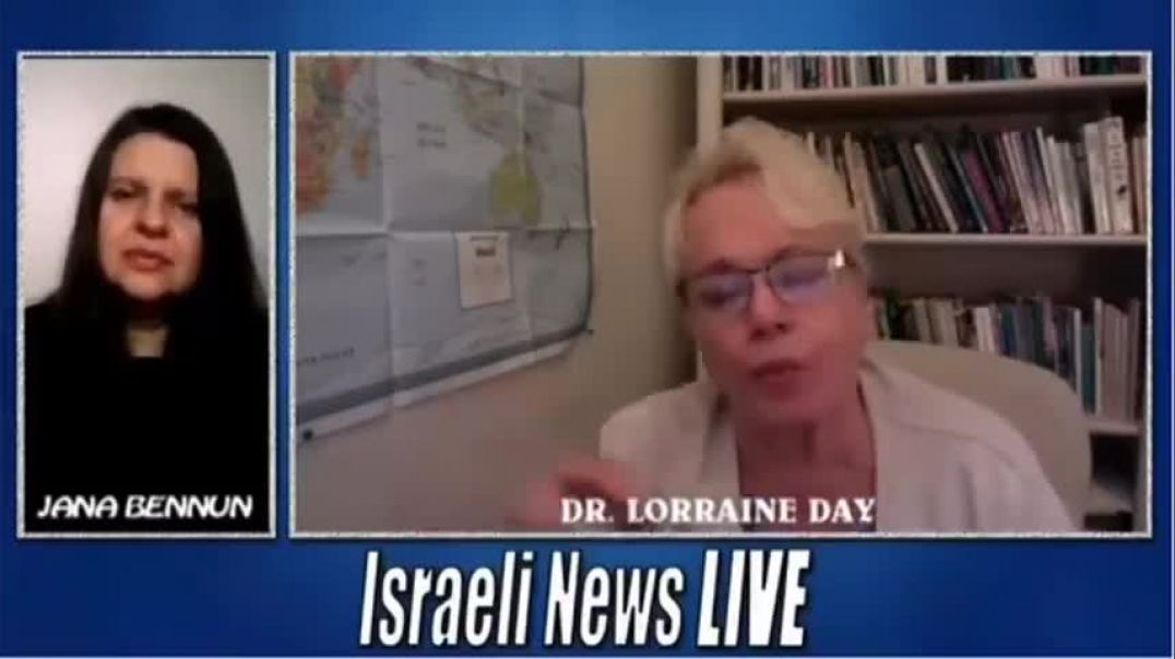 """""""THE TEST SWABS VACCINATE YOU!"""" - DR LORRAINE DAY WARNED US MONTHS AGO!!!"""