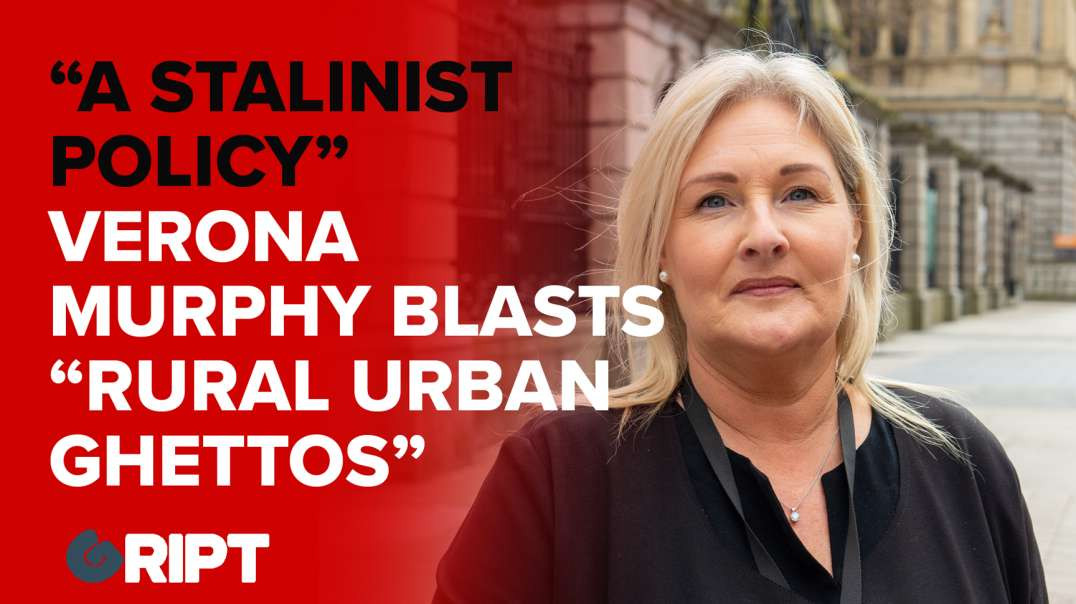 "⁣""A STALINIST POLICY"" - Wexford TD Verona Murphy blasts new rural planning rules,"