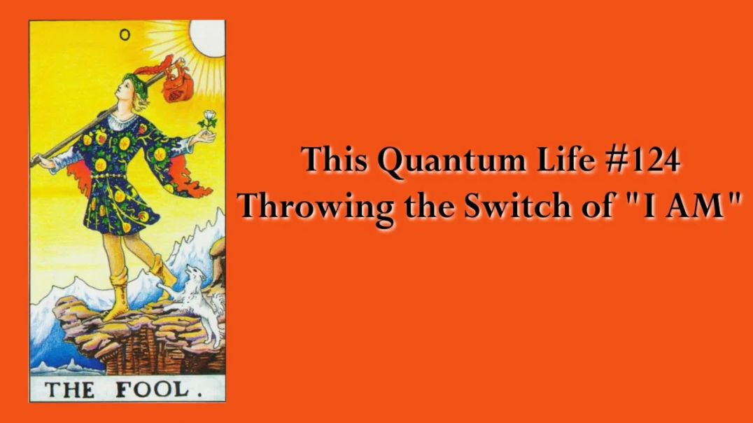 "This Quantum Life #124 - Throwing the Switch of ""IAM"""