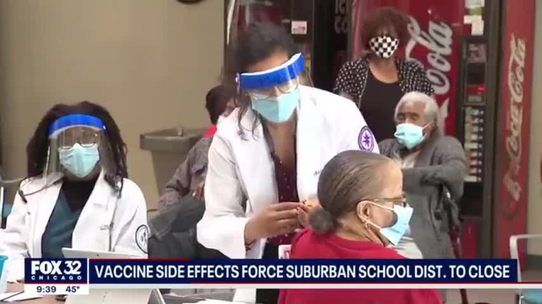 School Forced to Close Due To Teachers Getting Sick From The Vaccine