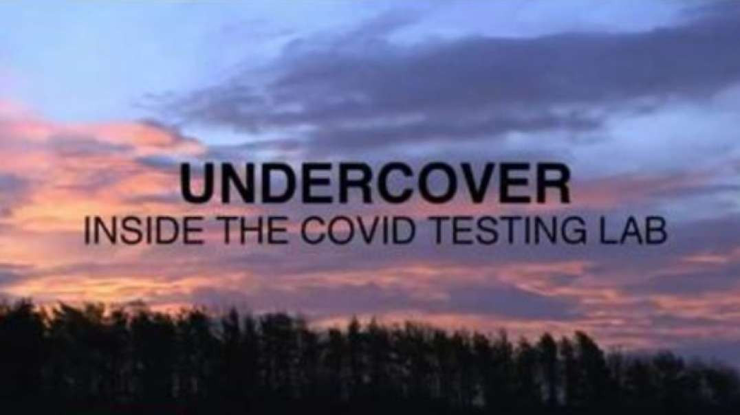 UNDERCOVER: INSIDE THE LARGEST COVID TESTING LAB IN THE UK