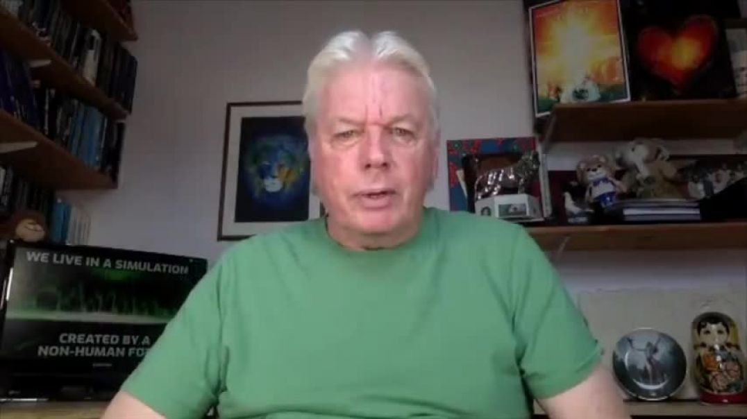 We Live In A Simulation Created By A Non-Human Entity - David Icke