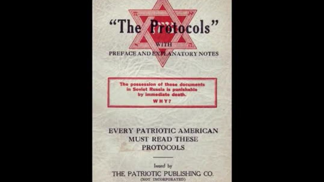 The Protocols Of Zion full audiobook Part 1/3