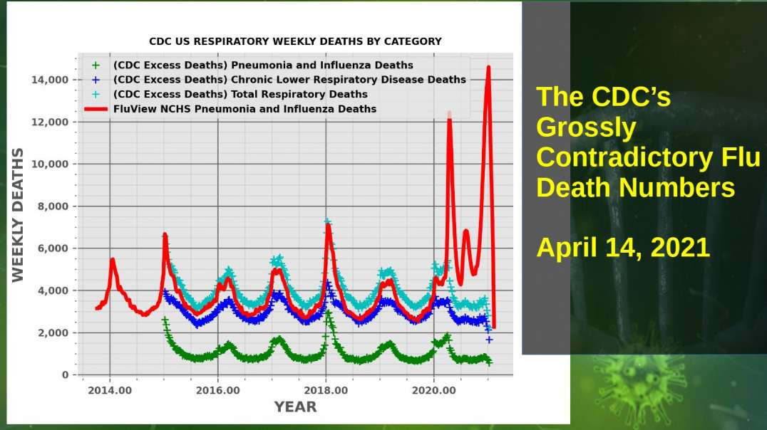 The CDCs Grossly Contradictory Flu Death Numbers