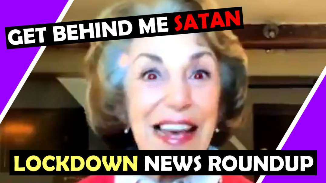 Get Behind Me SATAN Lockdown News Roundup Hugo Talks #lockdown
