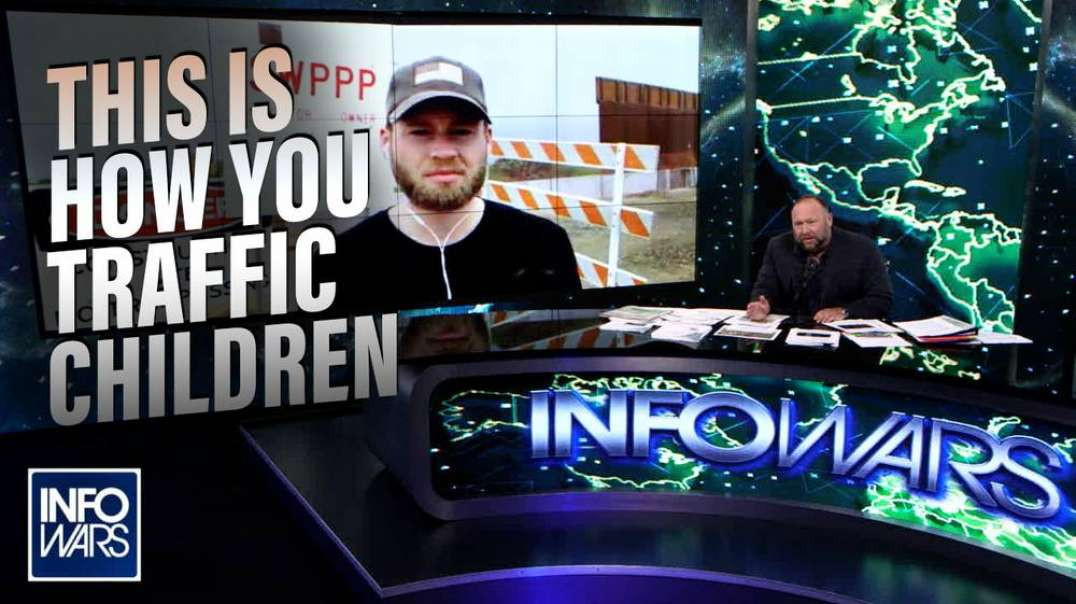 Investigative Reporter on Southern Border: This is How You Traffic Children