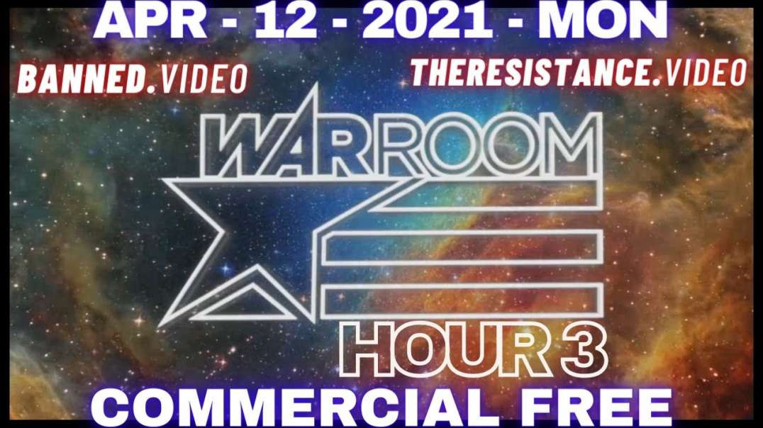 ⁣#WarRoom HR3: America Falls Apart with Rioting, Economic Breakdown, & a Porous Border