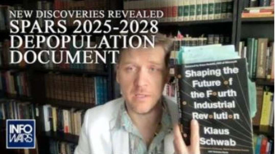 SPARS 2025-2028 DEPOPULATION DOCUMENT- A DETAILED WAR GAME SCRIPT FOR HUMANITY- 'HAPPENING NOW!