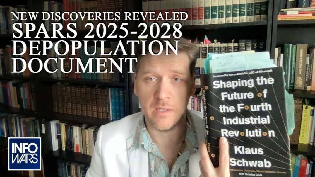 New Discoveries Revealed in SPARS 2025-2028 Depopulation Document