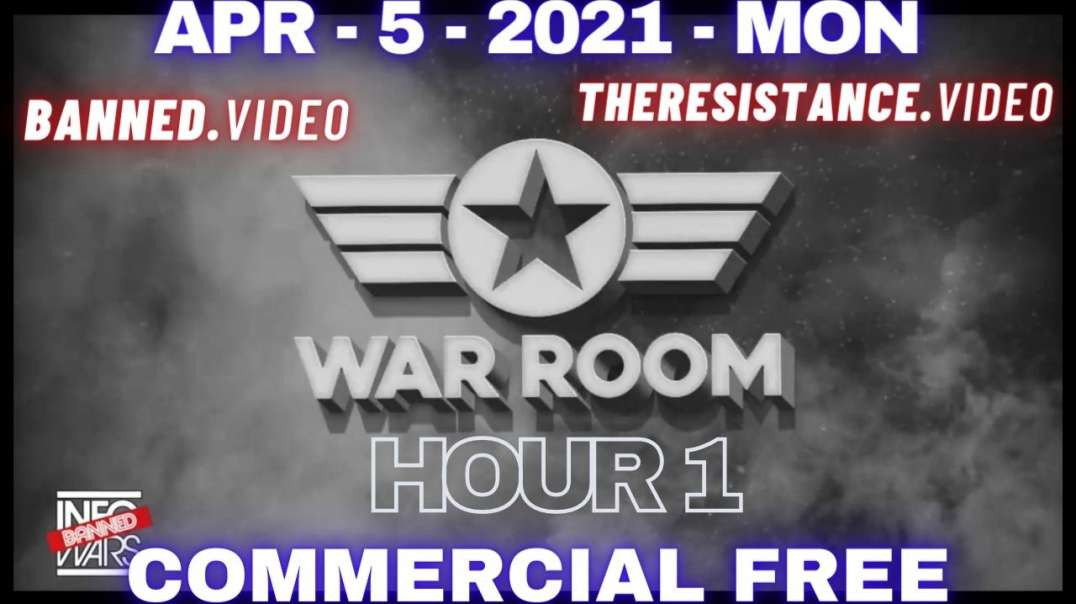 #WarRoom HR1: Vaccine Passports Will Usher New World Order For All Citizens Of Earth