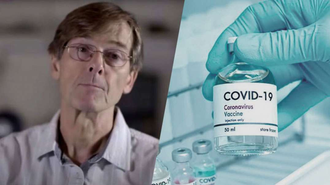 Former Pfizer VP - These Vaccines are madness, evil and crimes against humanity for Depopulation!