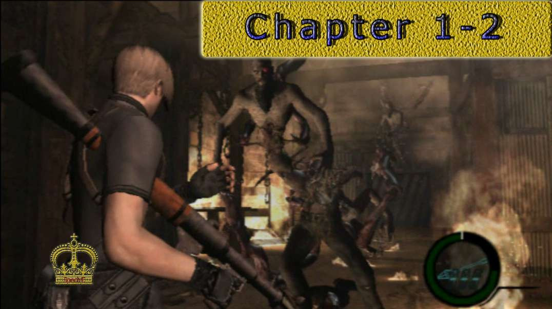 Resident Evil 4 Chapter 1-2 [No commentary] PS2