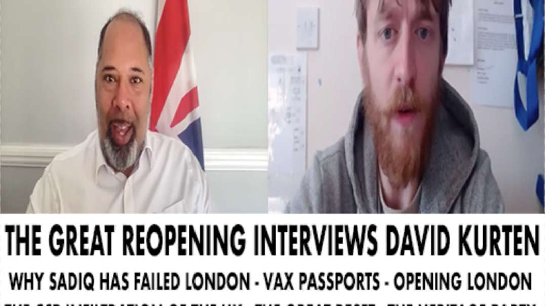THE GREAT REOPENING INTERVIEWS DAVID KURTEN 14.04.21.