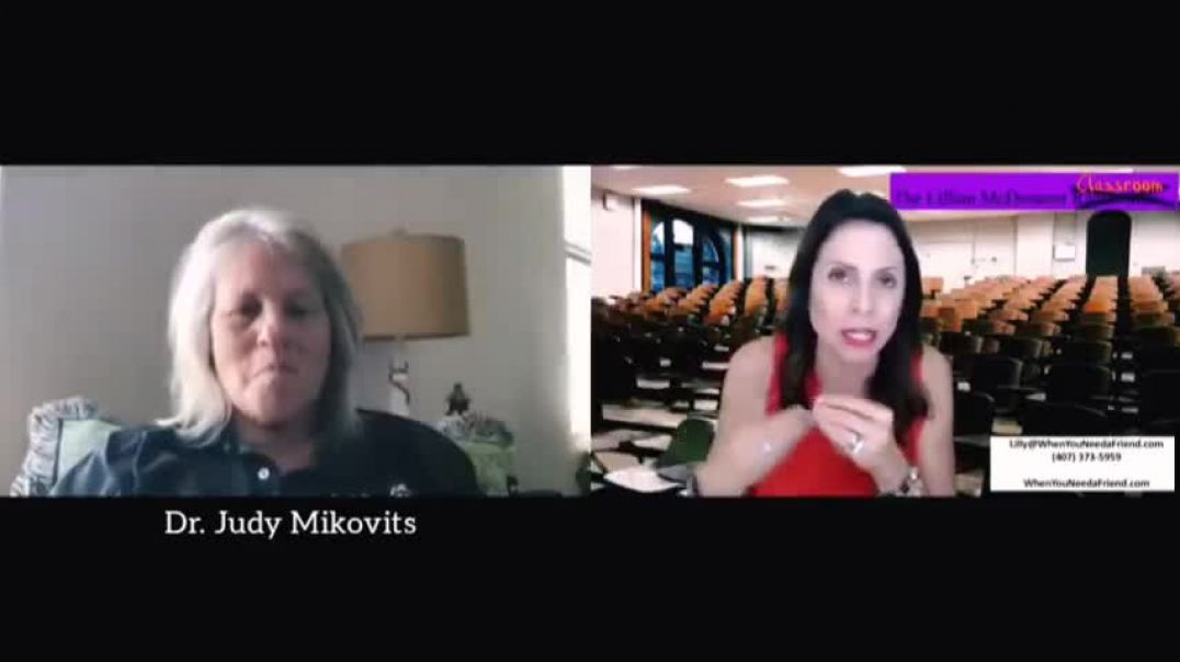 Dr Judy Mikovits - The Covid19 'Vaccine' Is A Killing Machine
