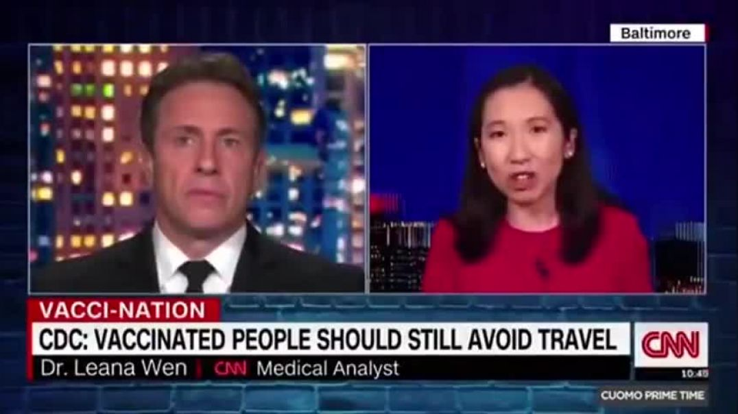 Dr. Leana Wen Admits That Freedom Should Be Taken Away To Force People To Vaccinate ...