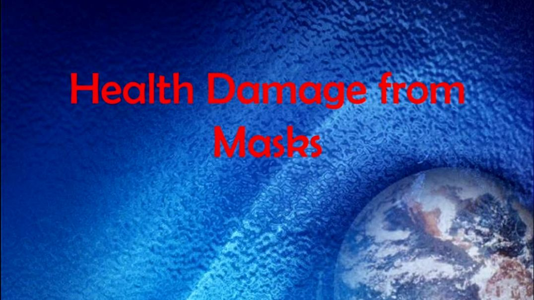 Mask health damage