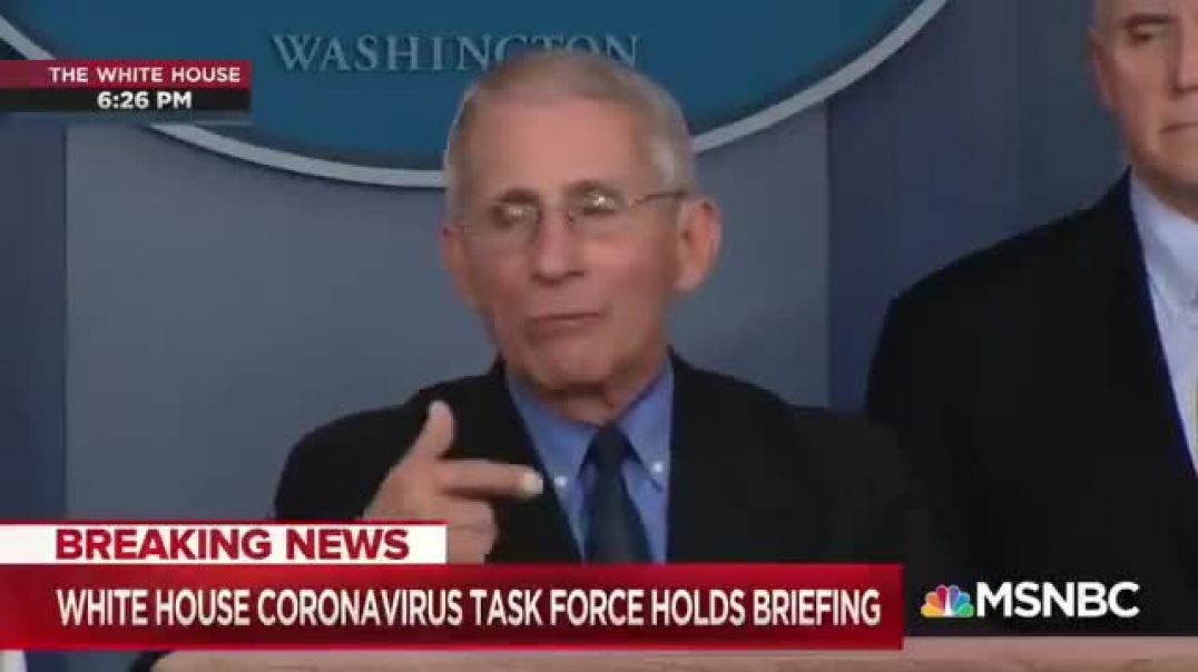 Fauci: Does the vaccine make you worse?