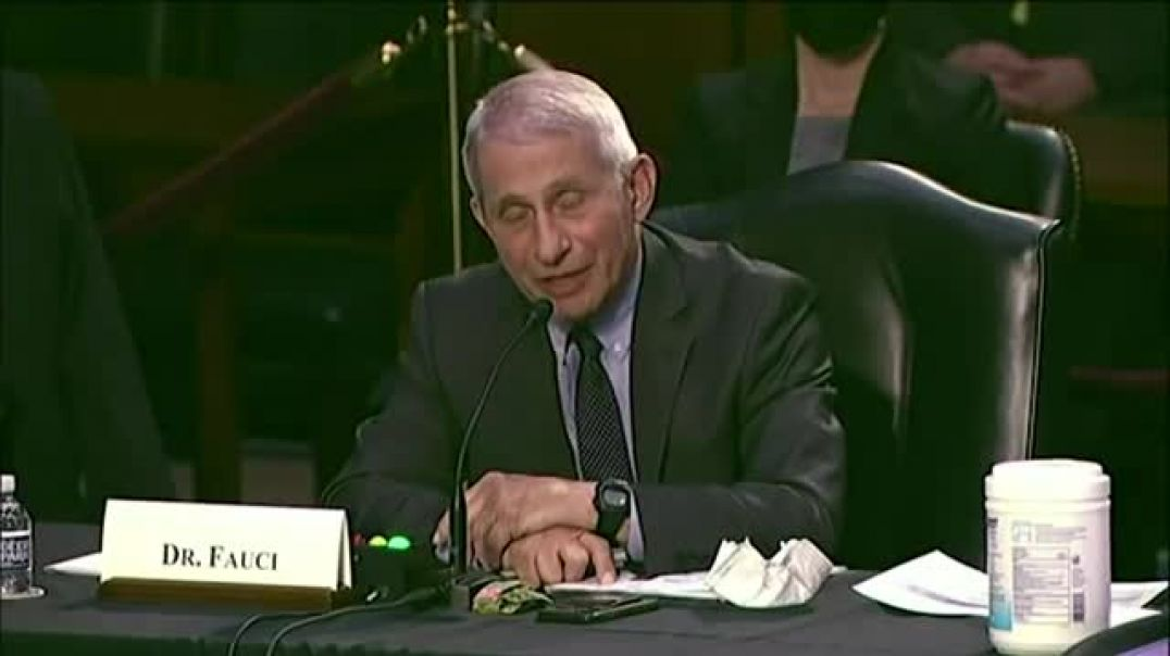 Fauci admits that VACCINES ARE USELESS AGAINST NEW VARIANTS