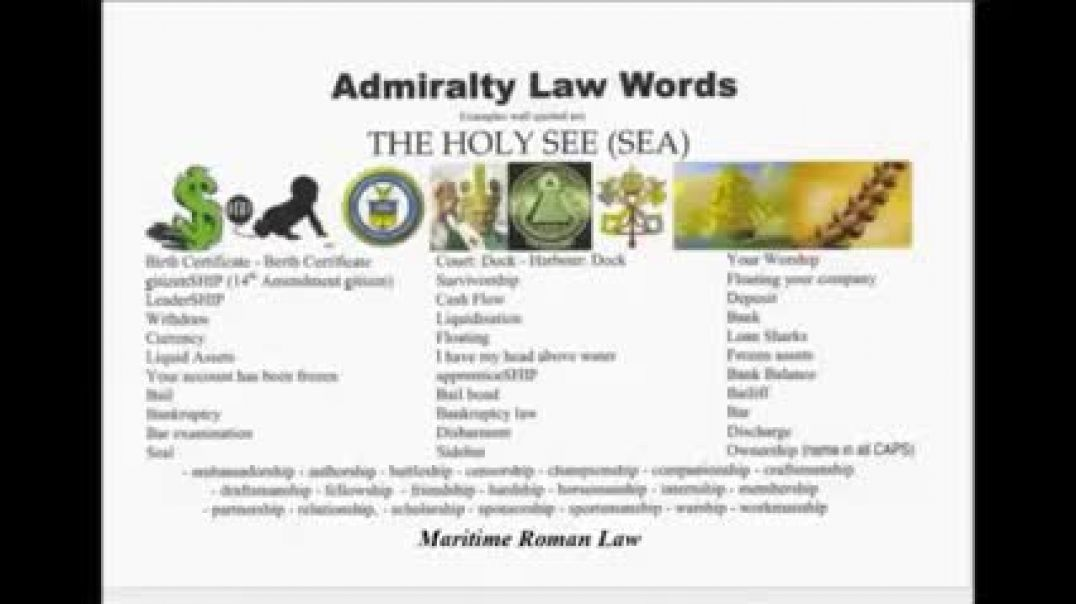 Blacks Laws The Hidden Laws and Language You Do Not Know! Great Awakening