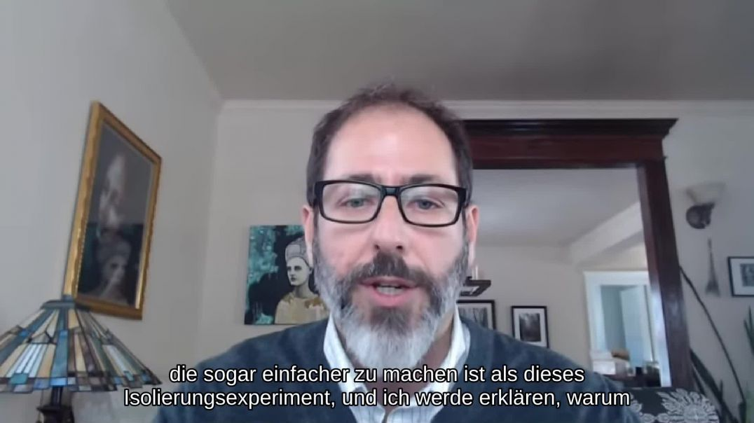 Dr. Andrew Kaufman: What is an In-Silico Genom?