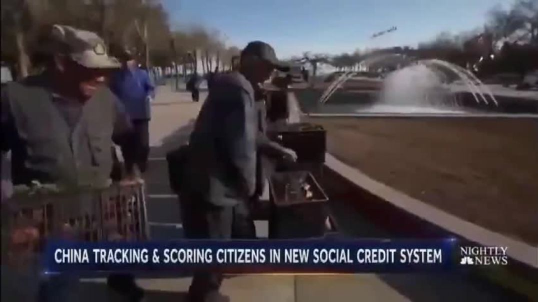 China's Social Credit Score System, Creating Well Behaved Slaves.