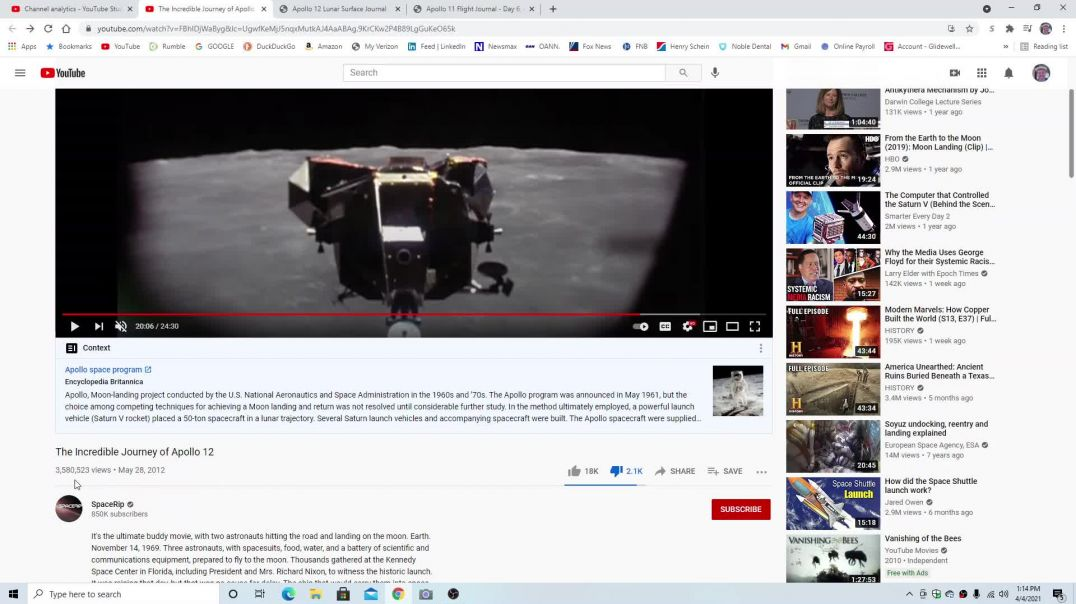 Moon Landing Hoax Exposed By Dentist - Video #29 - Proof of Fake Moon Landing