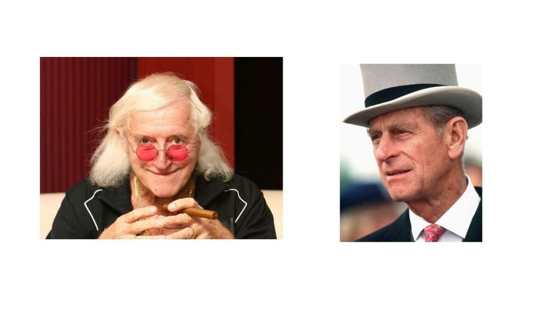 PRINCE PHILIP and PEDO Jimmy Savile