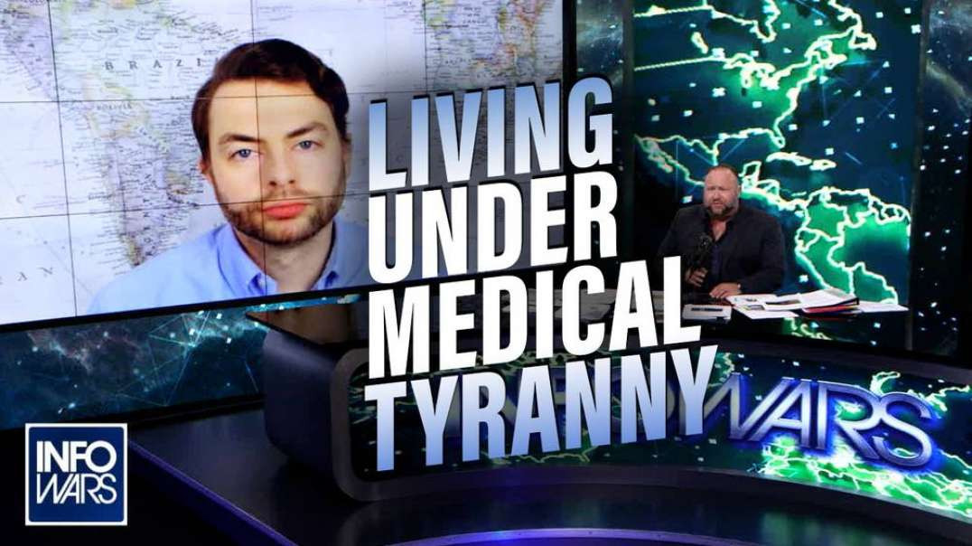 Paul Joseph Watson on Living with the UK Medical Tyranny Lockdown