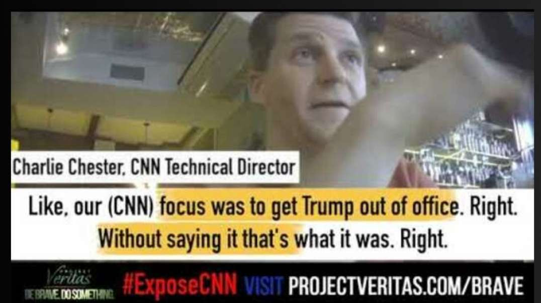 "BUSTED: JAMES O'KEEFE CONFRONTS CNN DIRECTOR ABOUT HIS CLAIMS THAT THE NETWORK USED ""PROPAGANDA"