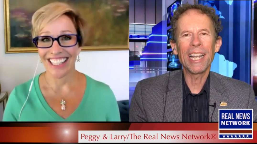 LARRY CAPPUTTO INTERVIEW WITH PEGGY HALL, The Real News Network® RNN